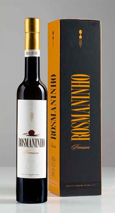 Azeite Rosmaninho Extra Virgem 0,1% de acidez