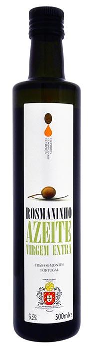 Azeite Rosmaninho Extra Virgem 0,2% de acidez